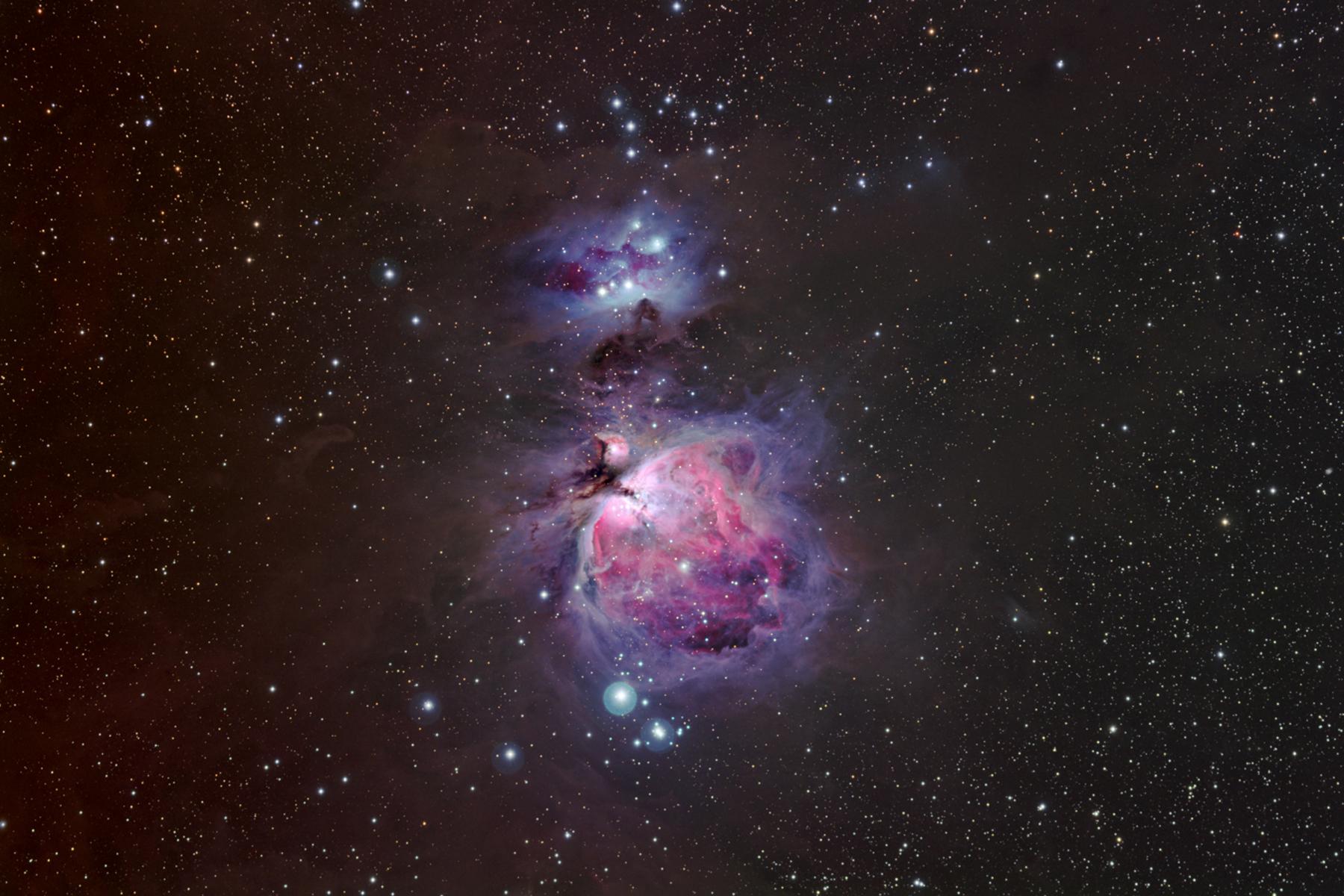 how big is orion nebula - photo #15